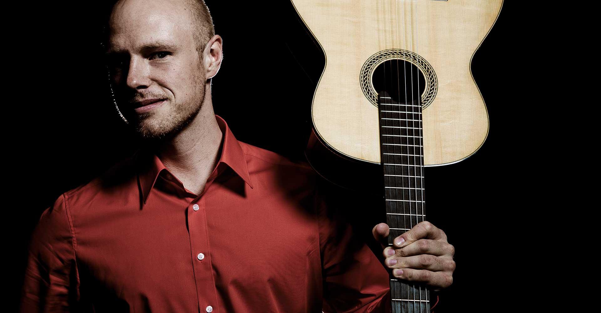 Gitarrenunterricht in Berlin - Herzlich willkommen