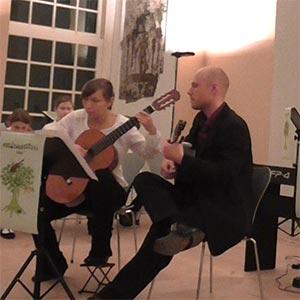 Gitarrenunterricht in Berlin für Jugendliche und Erwachsene