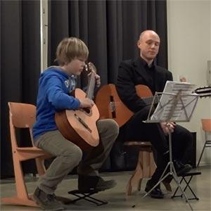 Gitarrneunterricht in Berlin für Kinder