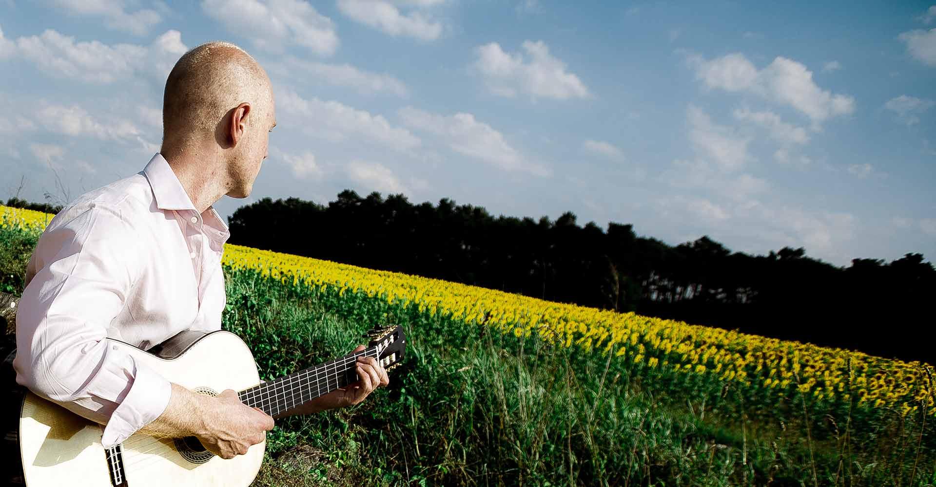 Gitarrenunterricht Berlin - Philipp Niedrich